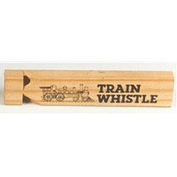 American-Craftsman Two Hole Flat Train Whistle