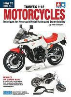 ADH How to Build Tamiyas 1/12 Motorcycles Book How To Model Book #12