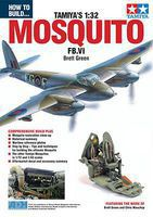 ADH How to Build Tamiyas 1/35 Mosquito FB VI Book How To Model Book #162