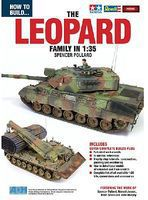 How to Build the Leopard Family in 1/35 Book How To Model Book #35