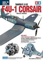 ADH How to Build Tamiyas 1/32 F4U1 Corsair Book How To Model Book #44