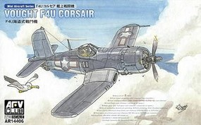 AFVClub 1/144 Vought F4U1/1A/1C/1D Corsair Fighter (2 Kits)