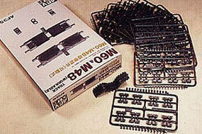 AFVClub M48/M60 Late T142 Tracks Plastic Model Vehicle Accessory 1/35 Scale #35010
