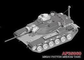 AFVClub M60A1 Patton Medium Tank (New Tool) Plastic Model Military Vehicle Kit 1/35 Scale #35060