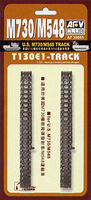 AFVClub T130E1 Track for US M730/M548 Plastic Model Tank Tracks 1/35 Scale #35065