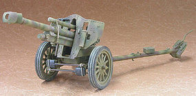 AFVClub German eFH18/40 10.5cm Late Howitzer Gun Plastic Model Artillery Kit 1/35 Scale #35089