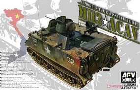 AFVClub 1/35 M113 (ACAV) Armored Cavalry Assault Vehicle