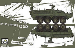 AFVClub Stryker M1130 Vehicle Plastic Model Armoured Car Kit 1/35 Scale #35130