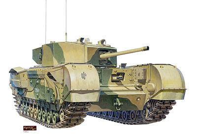 Plastic Models Tanks Plastic Model Tank Kit