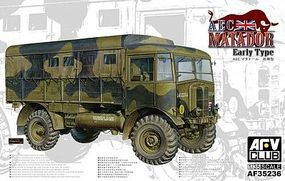 AFVClub AEC Matador Early Truck Plastic Model Military Vehicle Kit 1/35 Scale #35236