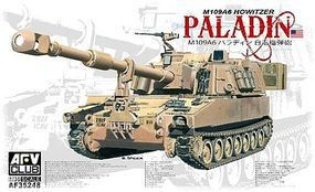 AFVClub M109A6 HOWITZER PALADIN Plastic Model Tank Kit 1/35 Scale #35248