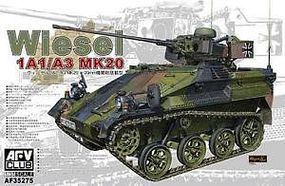 AFVClub Wiesel 1 A1/A3 Mk.20 Plastic Model Military Vehicle Kit 1/35 Scale #35275