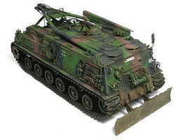 AFVClub M88A1G Bergepanzer Recovery Tank Plastic Model Tank Kit 1/35 Scale #35s33