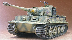 Tiger I PzKfw VI Ausf E SdKfz 181 Final Version Tank Plastic Model Tank Kit 1/48 #48001