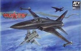 AFVClub Northrop F-5E Tiger II Plastic Model Airplane 1/48 Scale #48s09