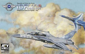 AFVClub IDF F-CK-1D Double Seater 1-48