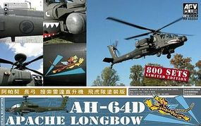 AFVClub APACHE LONGBOW Plastic Model Helicopter Kit 1/48 Scale #hf48004