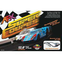 AFX Super Coupes (MG+) HO Scale Slot Car Set #21019