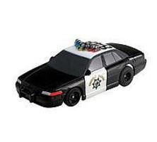 AFX Highway Patrol #848 HO Scale Slotcar Car #21034