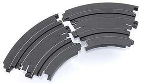 AFX 6 Curve Track 1/8 (2) HO Scale Slot Car Track #70611