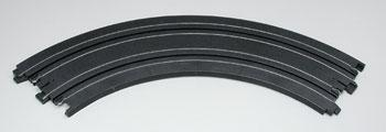 AFX 1000 9 Curve Track 1/4 (2) -- HO Scale Slot Car Track -- #8623