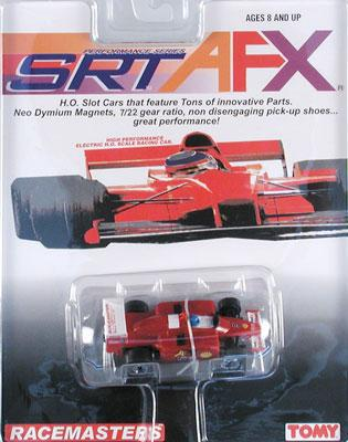 AFX HO Formula 1 FedEx #3 (Red) SRT High Performance