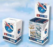 AG Counter Display V Series SkyRyders (12 Planes)