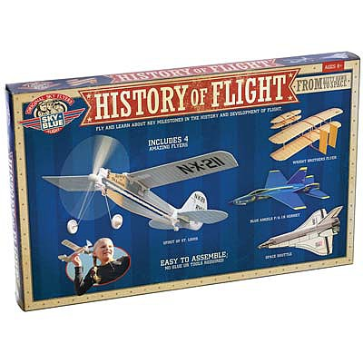 AG Industries History Of Flight
