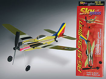 AG Industries P-51 Stallion Skyryder