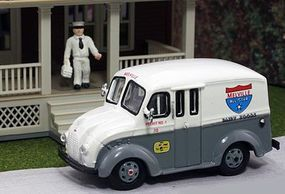 American-Heritage 1950 Delivery Truck- Melville All Star Dairy Foods HO Scale Model Railroad Vehicle #87006
