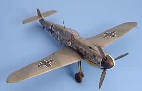 Aires Bf109F Conversion Set For Hasegawa Model 1/32 Scale Plastic Model Aircraft Accessory #2002