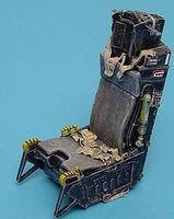 Aires Aces II Ejection Seats Type B For F15 1/32 Scale Plastic Model Aircraft Accessory #2004