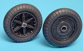Aires Bf109F Wheels & Paint Mask 1/32 Scale Plastic Model Aircraft Accessory #2005