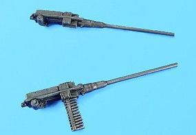 Aires German 20mm MG151 Machine Gun 1/32 Scale Plastic Model Weapon #2022