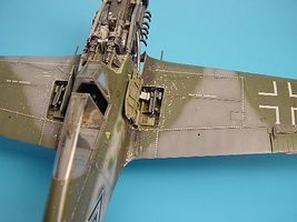 Aires Fw190D Gun Bay For a Hasegawa Model 1/32 Scale Plastic Model Aircraft Accessory #2025