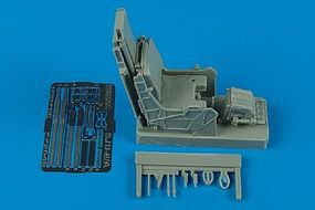 Aires SJU8/A Ejection Seat For A7E Late 1/32 Scale Plastic Model Aircraft Accessory #2049