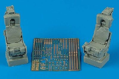 Aires MB Mk H7 Ejection Seats For Tamiya F4 1/32 Scale Plastic Model Aircraft Accessory #2052