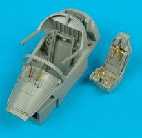 Aires A7D Cockpit Set For a Trumpeter Model Plastic Model Aircraft Accessory 1/32 Scale #2057