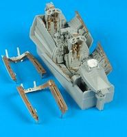 Aires F4J/S Cockpit Set For a Tamiya Model Plastic Model Aircraft Accessory 1/32 Scale #2062