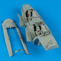 Aires F14A Cockpit Set For a Tamiya Model Plastic Model Aircraft Accessory 1/32 Scale #2065