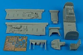 Aires P51D Cockpit Set For a Trumpeter Model Plastic Model Aircraft Accessory 1/32 Scale #2091