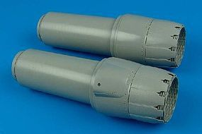 Aires F14D Exhaust Nozzles For a Trumpeter Model Plastic Model Aircraft Accessory 1/32 #2117