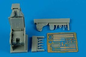 Aires ESCAPAC 1A1 A4/A7 Ejection Seat Plastic Model Aircraft Accessory 1/32 Scale #2169