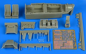 Aires 1/32 T28C Trojan Cockpit Set For KTY