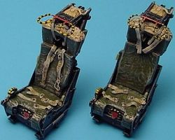 Aires F4 MB Mk H7 Ejection Seats Plastic Model Aircraft Accessory 1/48 Scale #4142