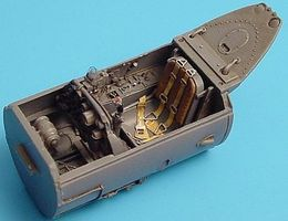 Aires Me262A Cockpit Set For a Tamiya Model Plastic Model Aircraft Accessory 1/48 Scale #4150