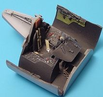 Aires A1H Cockpit Set For a Tamiya Model Plastic Model Aircraft Accessory 1/48 Scale #4167