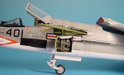 AIRES 1//48 J35 Draken Airbrakes for Hasegawa Kit # 4391