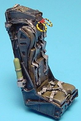 Aires MB Mk 4BS Late Ejection Seat Demon For GPM Plastic Model Aircraft Accessory 1/48 #4233