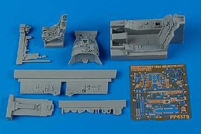 Aires F105D Cockpit Set For a Hobby Boss Model Plastic Model Aircraft Accessory 1/48 Scale #4379
